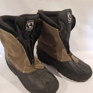 Rugged Exposure boots